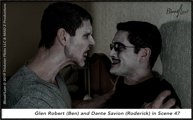 Vampires Face Off in Scene 47
